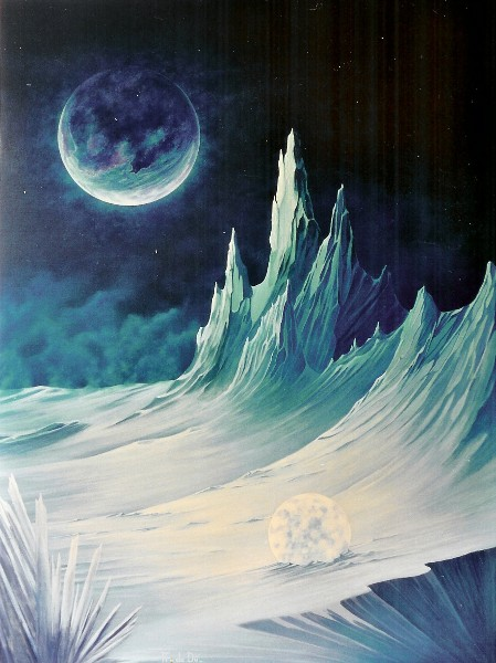 planete imaginaire